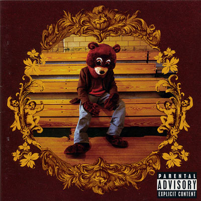 Kanye West College Dropout Cover
