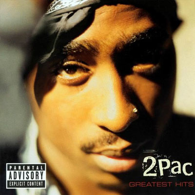 2pac Greatest Hits Cover