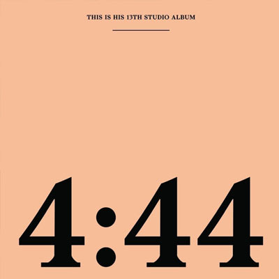 Jay-Z 444 Cover