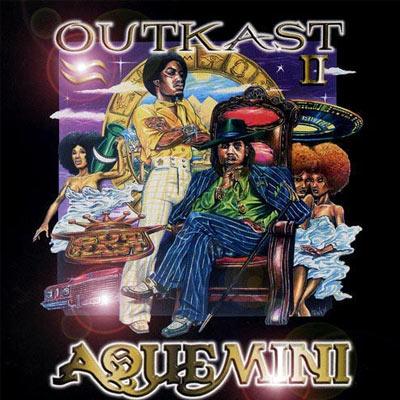 Outkast Aquemini Cover