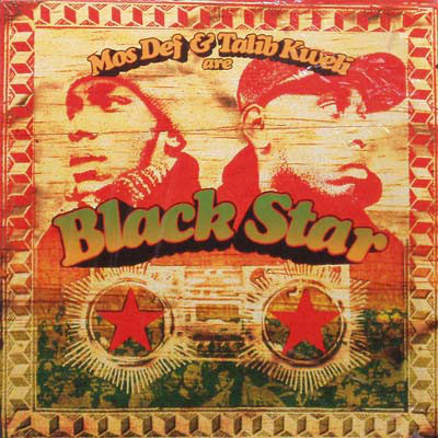 Mos Def and Talib Kweli Black Star Cover