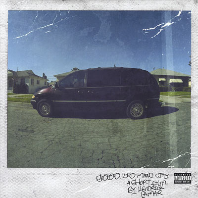 Kendrick Lamar - Good Kid, Maad City Cover