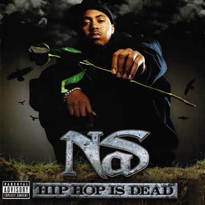 Nas - Hiphop is Dead cover