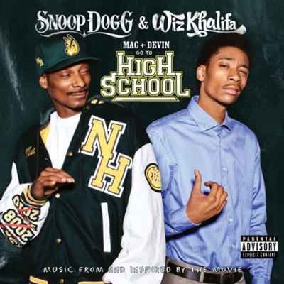 Snoop Dogg and Wiz Khalifa Mac & Devin Go to High School Cover